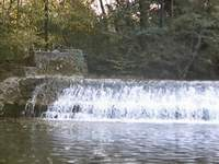 Waterfall in the Venoge