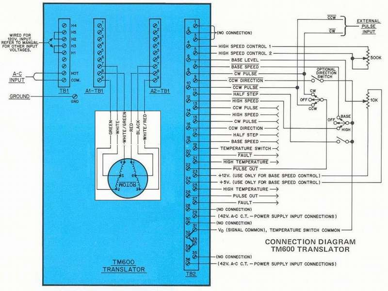 superior electric slo syn stepper motor wiring diagram website of kojebear