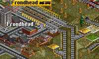 Frondhead railroad Station, new situation