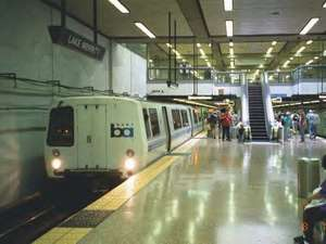 Bart subway