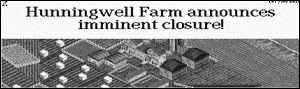 Farm closure